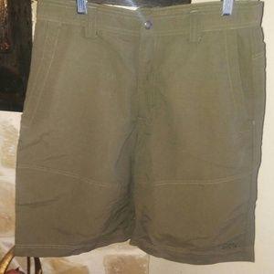 Men's Nylon North Face Sz 32 Waist Shorts